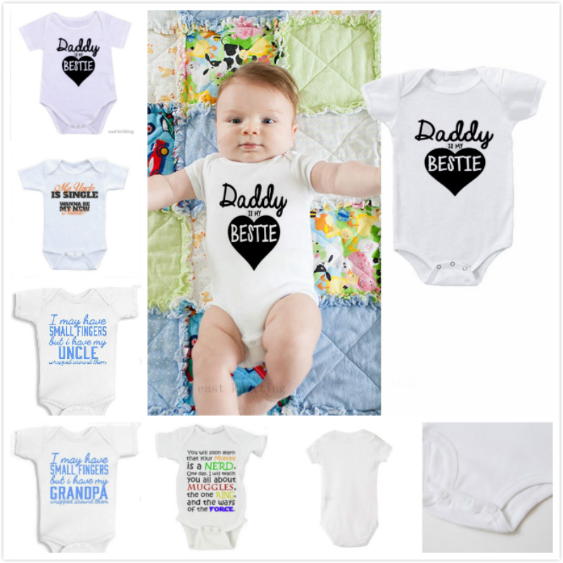 Baby Romper Baby Girl Romper Behind Every Great Baby is A Truly Amazing Grandad Baby Boy Romper