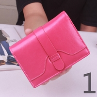 2019 new fashion casual men's and women's small wallets01