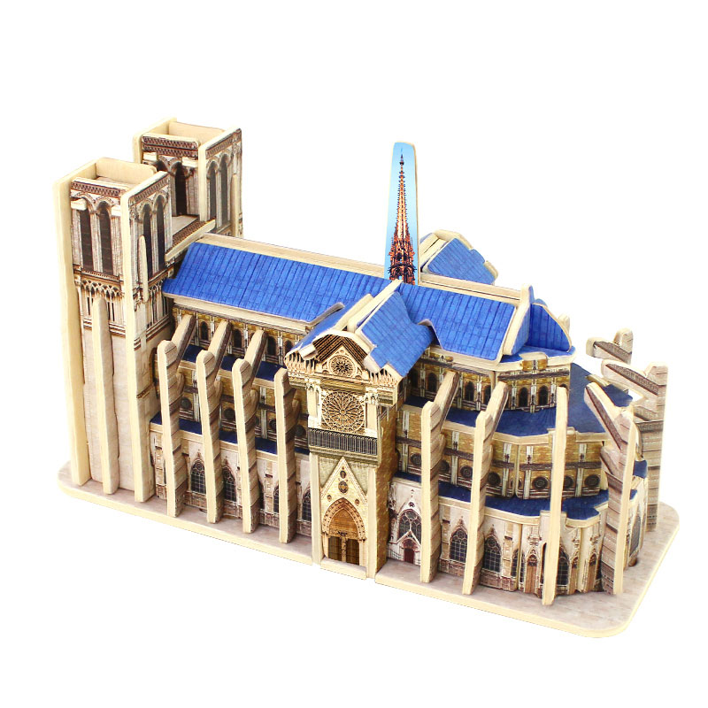 Notre Dame Home Decor