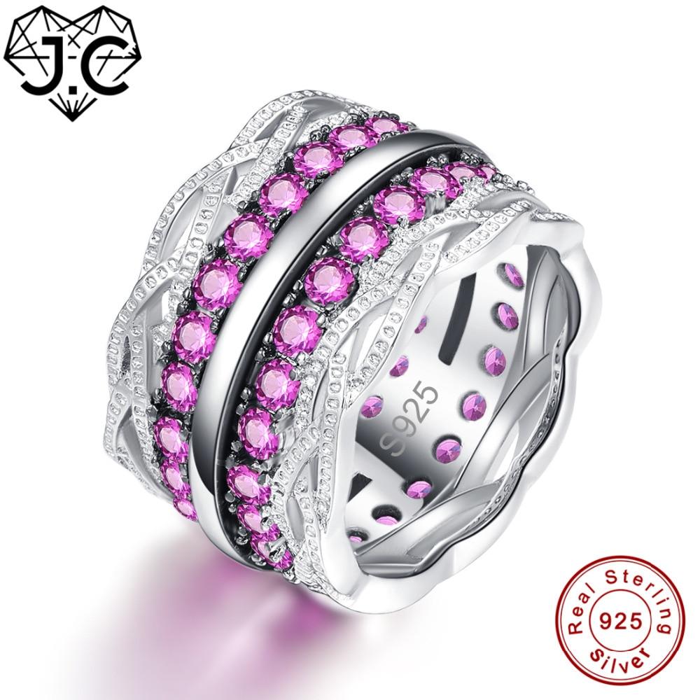 J.C Lady's Gorgeous Fine Jewelry Excelles