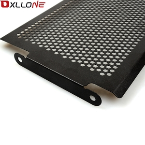 Image 3 - For Yamaha Mt07  MT 07 2014 2016 XSR700 radiator protective cover Guards Radiator Grille Cover Protecter
