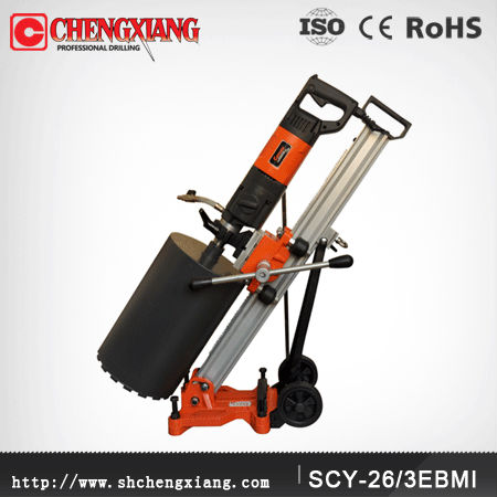 CAYKEN handheld diamond core drill machine SCY-26/3EBMi