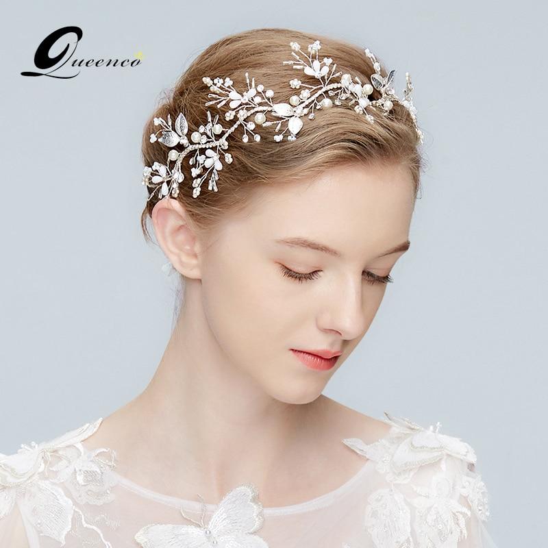 Luxury Tiaras Crown Wedding Hair Accessories Bridal Hair Accessories Fashion Headband Bridal Headbands Hair Jewelry for Women