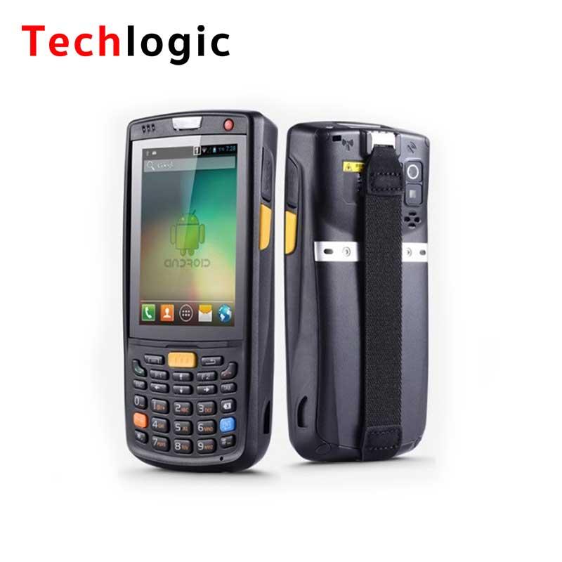 Techlogic Wi-Fi Bluetooth сканер штрих-кода 5.1 Android 4 г GPS ручной сканер штрих-кода терминал штрих-код pda штрих-код пистолет