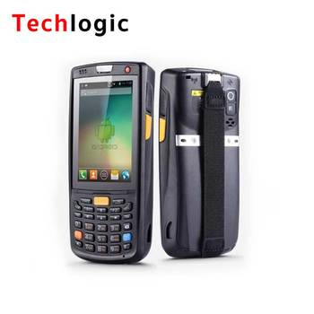 Techlogic Wifi Bluetooth Barcode Scanner 6.0 Android 8G GPS Bar Code Scanner Handheld Terminal Barcode Reader PDA Bar Code Gun