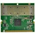 AR9220 Atheros 802.11a/b/g/n Dual Band 2.4/5 GHz 300 Mbps Mini PCI Mini-PCI Adaptador Wi-fi 19dBi para ROS/Linux/Windows 7/8/10