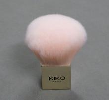 Brand 1 pcs Professional Makeup Brushes Gold Powder Blush brush KIKOs cosmetics make up brushes kabuki kit pinceis maquiagem