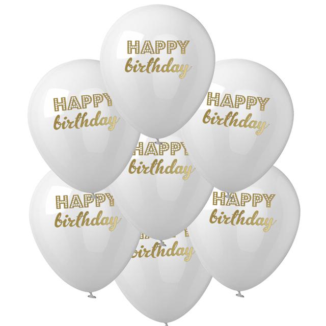 30/ 40/ 50/ 60th Birthday Balloons