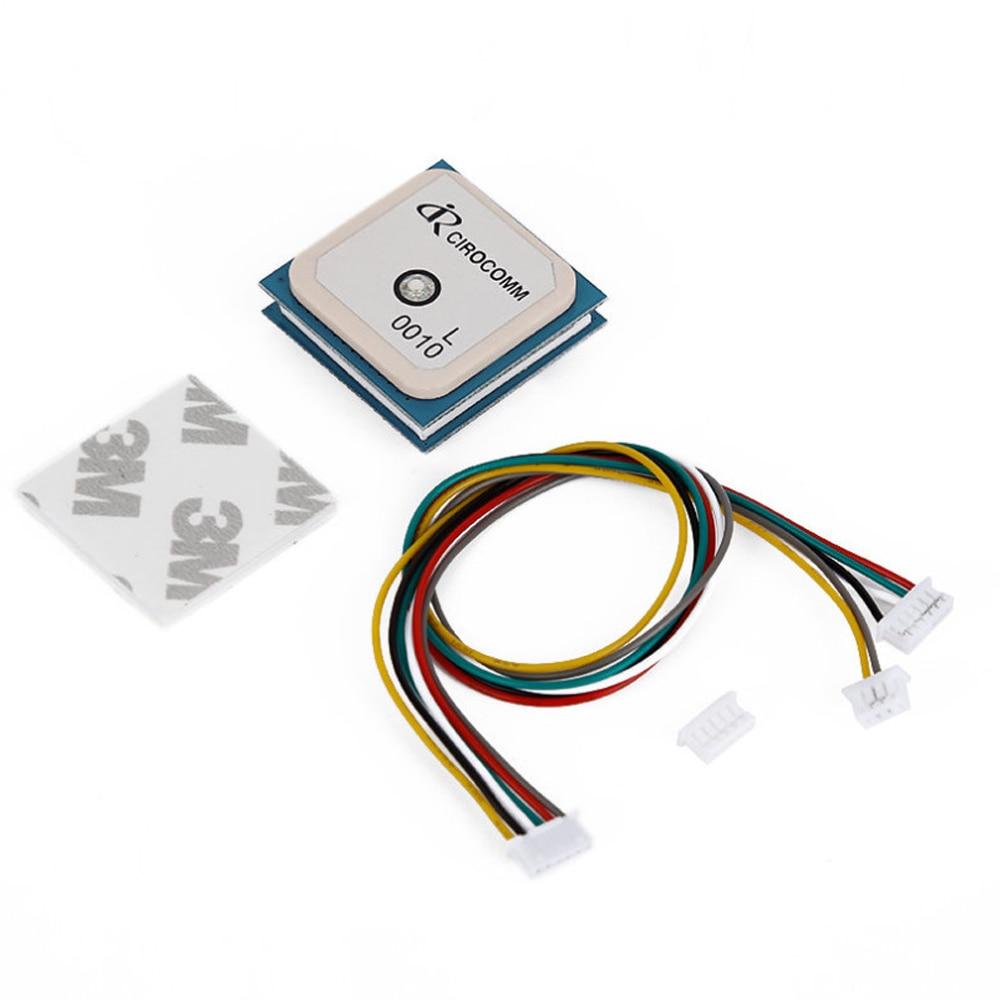 1 set Ublox NEO-M8N BN-800 BN-880 GPS Module Support GPS GLONASS BeiDou For Pixhawk APM / APM PIX4 neo 6m ublox u blox gps module for mwc apm