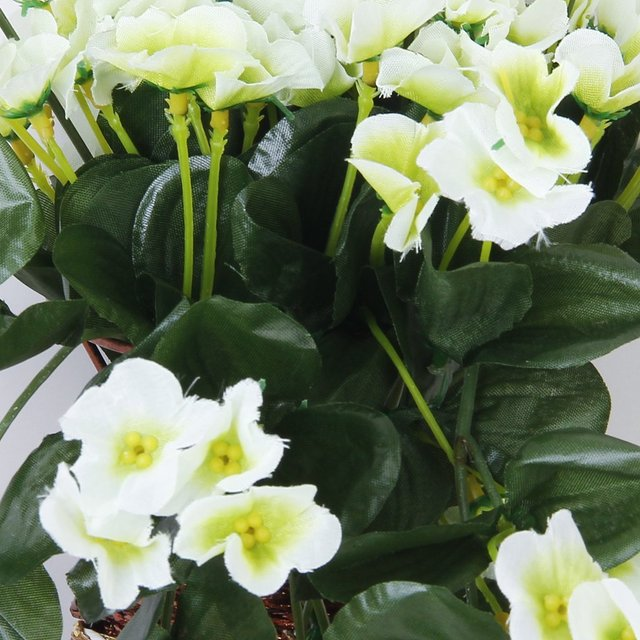 Aliexpress.Com : Buy 1 Stueck Kuenstliche Violet Garland Blume
