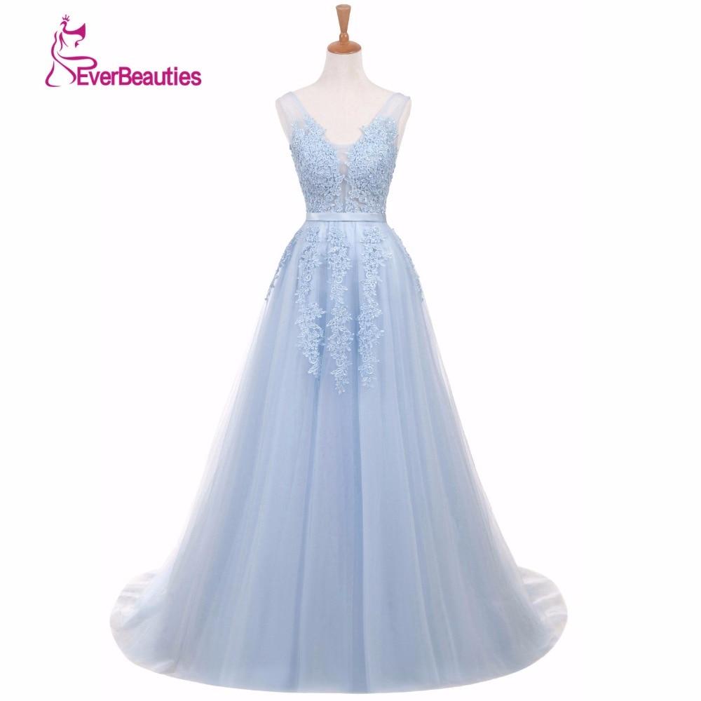Vestido de festa Νέο Coming V Λαιμός με Lace Appliques - Ειδικές φορέματα περίπτωσης - Φωτογραφία 2