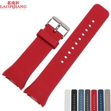 Laopijiang Samsung Getriebe S2 ClassicR720 sport armband Smartwatch silikon-armband