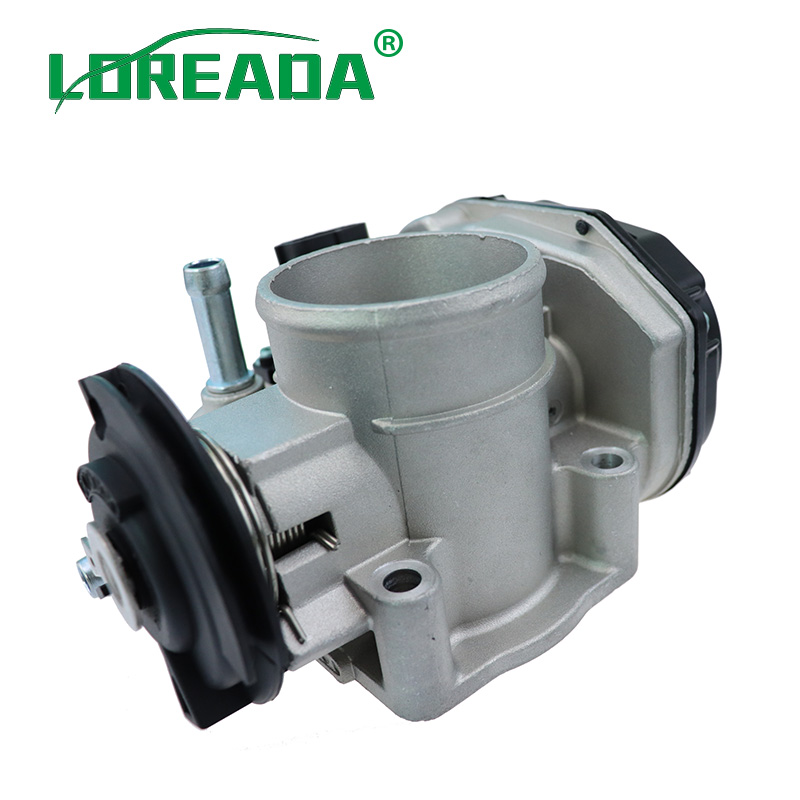 Image 4 - LOREADA Throttle Body Assembly 96394330 96815480  Air Intake System For Chevrolet Lacetti Optra J200 Daewoo Nubira 1.4i 1.6i-in Throttle Body from Automobiles & Motorcycles
