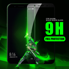 For Xiaomi Black Shark Tempered Glass Film Full Cover Protect 9H Protective Screen Protector