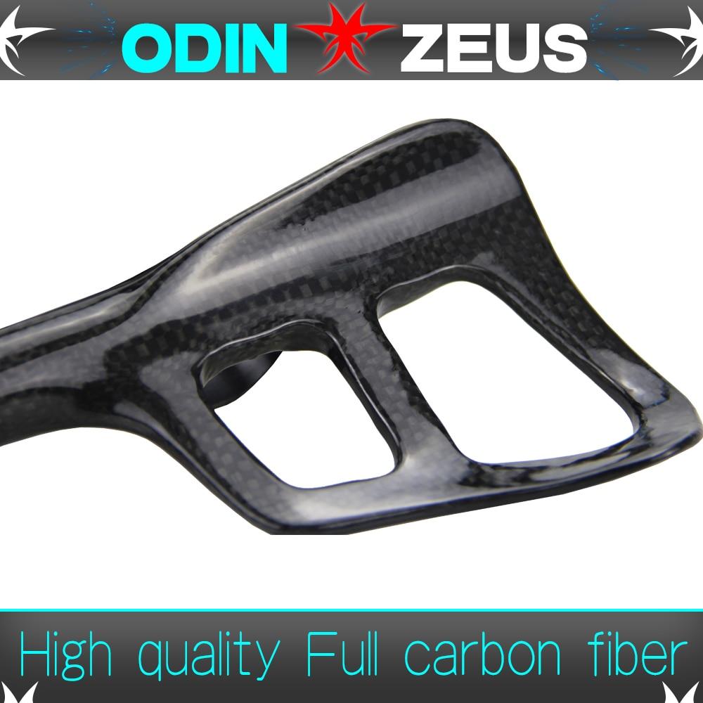 Купить с кэшбэком OdinZeus 2019 3K Full Carbon Rest Handlebar Bicycle Auxiliary Handlebar Super Strong Ultra Light Carbon Road Bike Rest TT Bar
