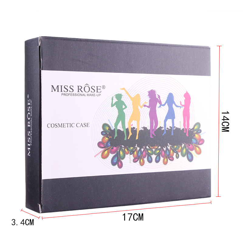 MISS ROSE 48 Color Mixing (single Cell Within The Mixed