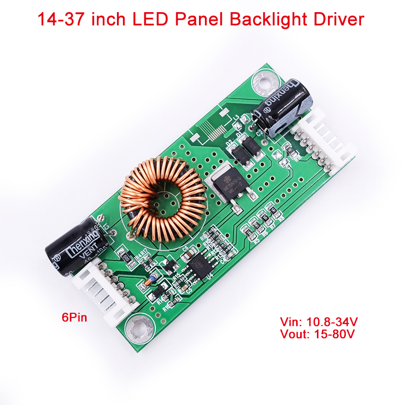 14-37 LED Backlight Lamp Driver Board 14-37 Inch LCD TV Constant Current Board Step Up Boost Board Universal Modified Plate ada instruments ada tempro 300