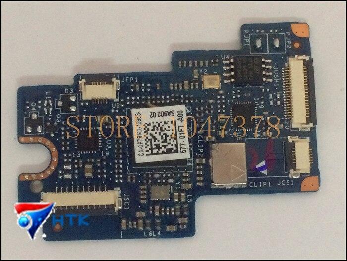 ФОТО Genuine For DELL  E7450 Input Output IO Board w/Cable P7RKX 0P7RKX CN-0P7RKX LS-A902P test good