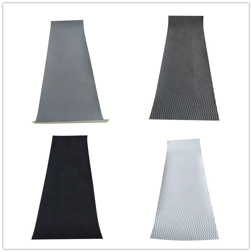 Surfboard Traction Tail Pads Surf Deck pad Grips EVA surf traction pad surfboard pad in surfing