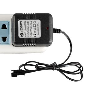 Image 3 - 1 Pc USB Charging Cable Ni Cd Ni MH Batteries Pack SM Plug Charger Adapter 4.8V 250mA Output Remote Control Toy