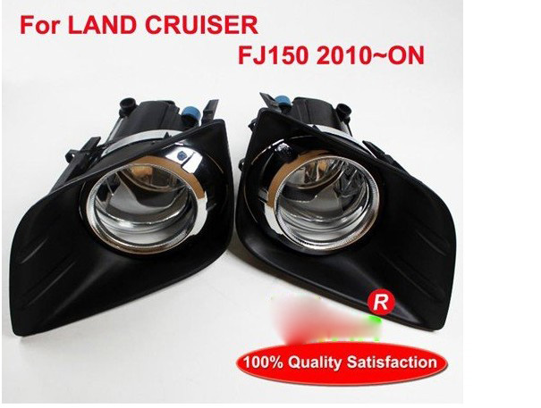 ФОТО car-styling,Prado halogen light,LC150 2700,4000,Cruiser,2011~2013,Free ship!2pcs/set,Prado fog light;car-covers,Prado headlight