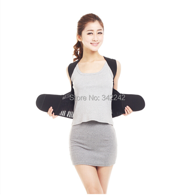 2015 New Hot Quality is very good Lumbar spine correction belt, waist vest, vest therapy, posture spor spine corrector opp bag nx7 28adr plc very new looking and in good condition