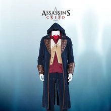 Assassins Creed 5 Arno Victor Dorian Cosplay Costume Full Set