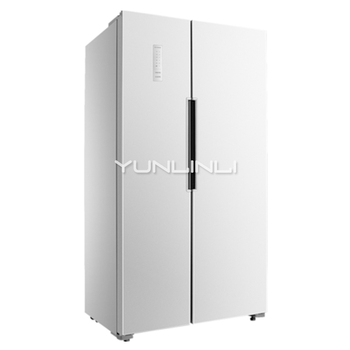 Household Double-door Refrigerator 452L Large Capacity Electric Refrigerator Power-saving Fridge for Home BCD-452WK bc 17s cold and warm refrigerator single door refrigerated hotel dorm display cabinets household mini refrigerator 220v 60w 17l