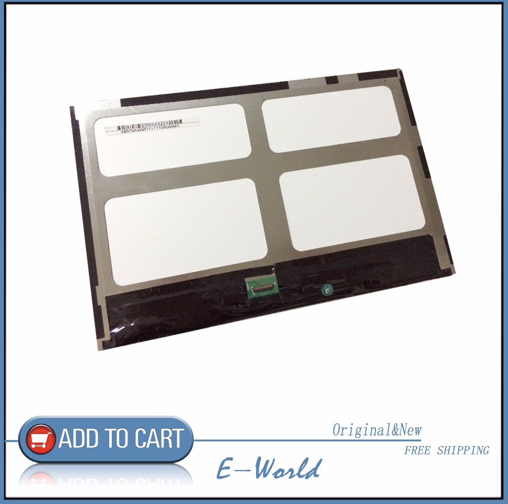 Original and New 10.1inch LCD Screen N101ICE-G61 N101ICE For Lenovo Yoga 10 <font><b>B8000</b></font> Tablet PC Free Shipping image