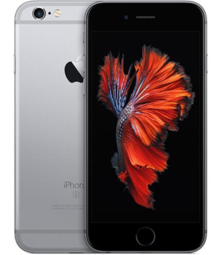 Разблокированный Apple iPhone 6s 2 Гб RAM, 16/32/64/128 Гб встроенной памяти, сотовый телефон, IOS A9 двухъядерный 12MP камера IPS LTE смартфон - Цвет: Grey