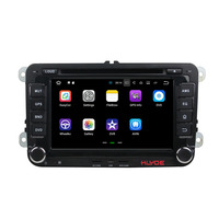 KLYDE 2 Din 7 Android 7.1 Car Multimedia Player For SKODA Octavia II III 2005 2010 Car Radio FABIA SUPERB Stereo Car DVD Player