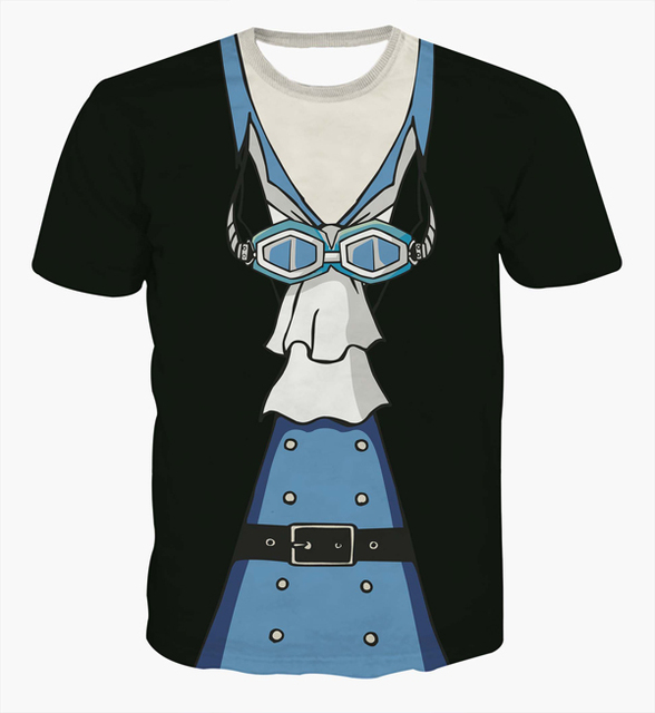 One Piece Luffy T-Shirt