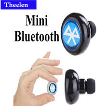 Wholesale new mini bluetooth headset earphone handfree call Mini Pocket Earphone
