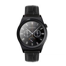 2016 neue X10 Smart Uhr Mit Pulsmesser Bluetooth 4,0 Leder Smartwatches für Apple/Android/Samsung telefon PK F69 U8