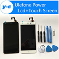 Ulefone Power LCD Display+Touch Screen 100% New Panel Replacement For Ulefone Power 1920X1080 FHD 5.5inch Free Shipping