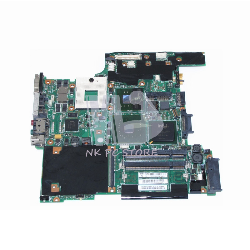 41W1364 Motherboard / Main board For IBM Lenovo ThinkPad T60 T60p 14.1 Notebook ATI X1300 945PM DDR2 Free CPU