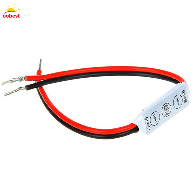 Dc12v 24v ultra slim mini portable rgb led strip light amplifier dc12v 24v ultra slim mini portable rgb led strip light amplifier repeater for rgb 5050 aloadofball Images