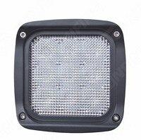 4 0 Inch 48W LED Work Light 12V 30V DC LED Driving Offroad Light For Boat