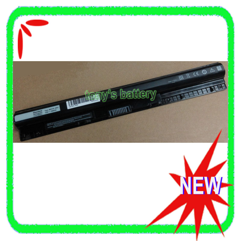 все цены на 4 Cell M5Y1K Battery For Dell Inspiron 14 15 3000 series 5551 5555 5558 5758 Vostro 3458 3558 3559 3451 3459 3551