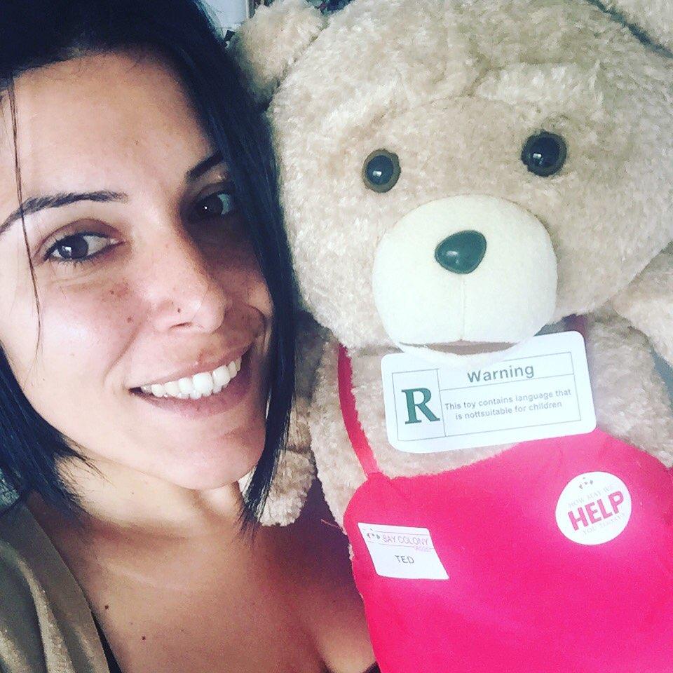 High Quality Movie Ted 2 Character Teddy Bear Plush Toys 48CM Soft Stuffed Animals & Plush Toys