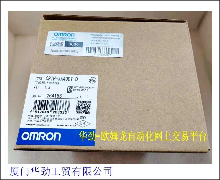 CP1H-XA40DT-D   Programmable Controller Original Genuine Brand New Stock