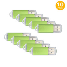 Get more info on the J-boxing 10PCS 1GB USB Flash Drives Bulk 2GB Rectangle Thumb Drives 4GB 8GB USB Memory Stick 16GB 32GB Pendrives with Cap Green