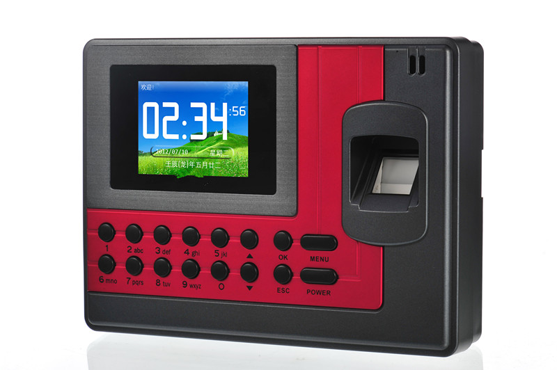 ФОТО Free Shipping A-C110 USB Fingerprint Time Attendance Time Recorder mployee time clock