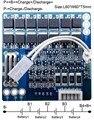 Frete grátis 4S 30A li-ion PCM BMS placa de proteção da bateria de lítio li-ion battery pack SH04030029-LB4S30A