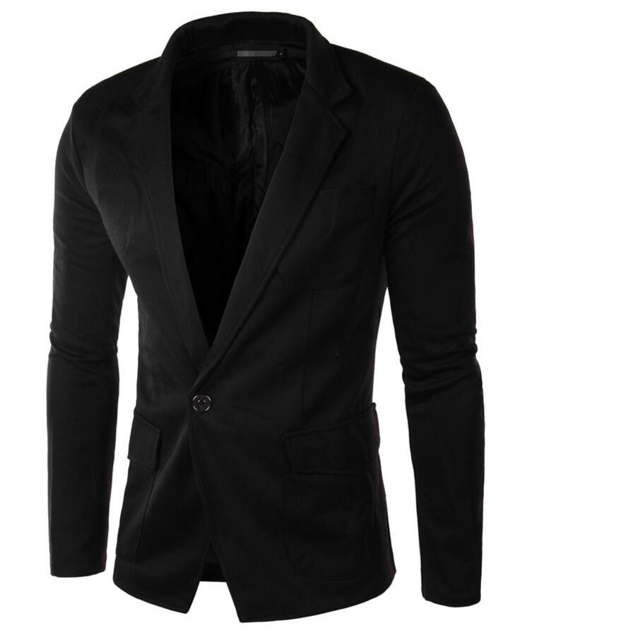 7.1 Mens Blazers Korean Slim Fashion Blazer Suit Jacket Male Blazers Suit Mens Coat Wedding Business Dress Vest