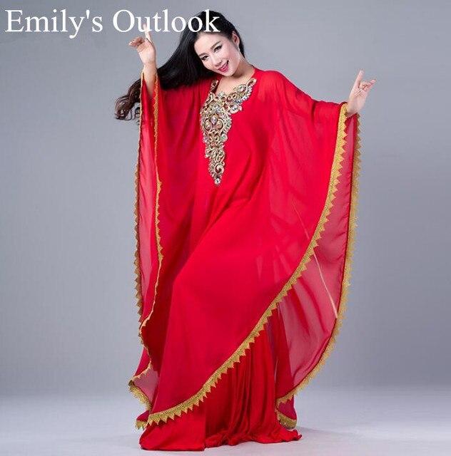 6491f0a3300c9 Belly Dance Kawleeya Costumes Robe Oriental Dance Skirt Kawliya Folkloric  Saidi Dabuk Baladi Shabby Galabeya Dress