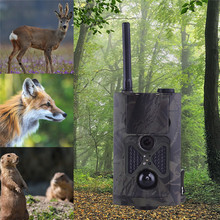Animal camera trap Hunting camera hc500m photo-traps Infrared night vision trail camera 940nm SMS Control hunting video camera