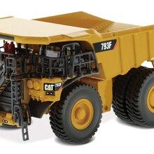 Литая модель автомобиля DM 1:125 гусеница Cat 793F горный грузовик Элитная Инженерная техника 85518 для коллекции, украшения