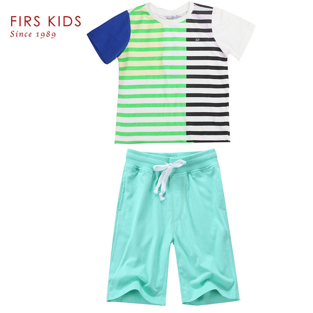 e6d6c38e394 Summer kids clothes sets boy t-shirt+pants suit clothing set Clothes newborn  sport suits baby boy clothes children boys clothes