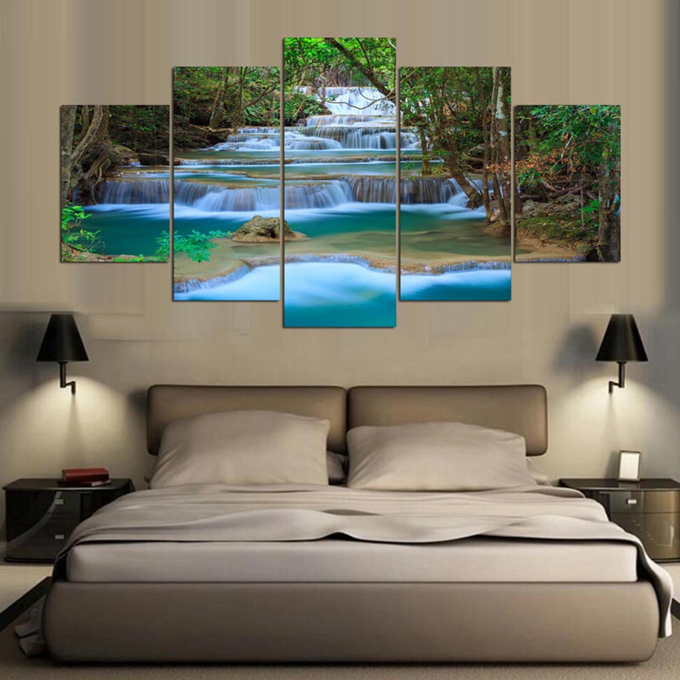 Wall Art Pictures Home Decor Posters Frame Living Room 5
